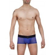 L'Homme Invisible Shooting Star V Boxer Brief Underwear Electric Blue MY19-STA-041