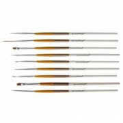 Set 9 pensule unghii jerome stage nbs09