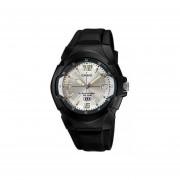 Reloj Analógico Hombre Casio MW-600F-7A - Negro con Plateado