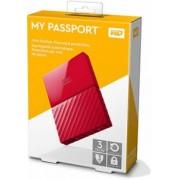 HDD USB 3.0 WD My Passport 3TB Red