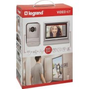 Kit video interfon cu ecran touch 7 inch 369320 - Legrand