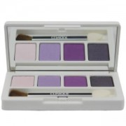 Палитра сенки за очи Clinique All About Shadow Quad, 4 цвята, За омбре ефект