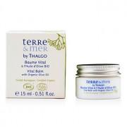 Terre & Mer Vital Balm with Organic Olive Oil 15ml/0.51oz Terre & Mer Vital Балсам с Орăанично Масло от Маслина