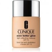 Clinique Even Better Glow maquilhagem para iluminar a pele SPF 15 tom CN 40 Cream Chamois 30 ml