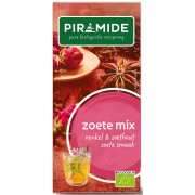 Piramide Thee Zoete Mix