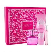 Versace Bright Crystal Absolu confezione regalo eau de parfum 90 ml + lozione corpo 150 ml + eau de parfum 10 ml donna