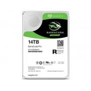 Seagate Barracuda Pro disco duro interno Unidad de disco duro 14000 GB Serial ATA III