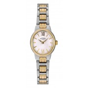 Rotary Olivie Gold Ladies' Watch Gold/Silver 22mm