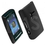 Sony Ericsson Твърд Калъф за Sony Ericsson X10 mini + Протектор