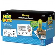 Educational Insights Hot Dots Math Flash Cards- Money