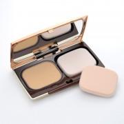 セラムパウダーファンデーションEXケース&スポンジ付きセット【QVC】40代・50代レディースファッション