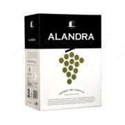 """Vinho Branco Alentejano """"Alandra"""" BAG-IN-BOX - 3 Lt"""