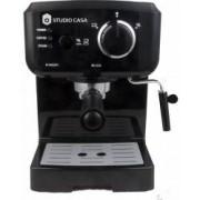Espressor cafea Caffe Crema SC 1901 Studio Casa 15 bari 1.5l 1050w Negru