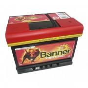 ACUMULATOR BANNER POWER BULL 55Ah 480A