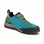 Scarpa Epic Wmn - pagoda blue/lime - Chaussures Randonnée 39