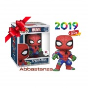 Spider-Hulk Funko pop marvel exclusivo abbastanza spiderman hulk edicion especial
