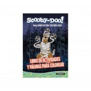 Scooby-Doo Halloween-Libro Actividades Y Paginas De Colorear