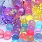 Smart Picks Colorful Magic Crystal Water Jelly Mud Soil Beads Balls-Mixed Color;5 Bag