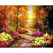 Gaira Malování podle čísel Podzim M99486