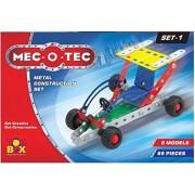 TOYZTREND MEC-O-TEC SET 1 CONSTRUCTION SET FOR CONSTRUCTIVE AND CREATIVE MINDS