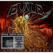 Video Delta Evile - Infected Nations: Redux - CD