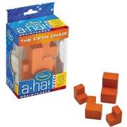 A-ha! The Fifth Chair Brainteasers