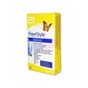 Abbott Freestyle Optium - 25 Strisce Reattive Per Il Controllo Della Glicemia