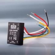 Transformator Driver Profesional de curent constant Mean Well LDD-1000H IP67 1000mA 9-56VDC la 2 > 52VDC