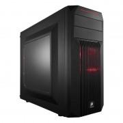Carcasa Corsair Carbide SPEC-02 Red LED Black