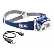 Petzl Reactik - Blue - Headlamps