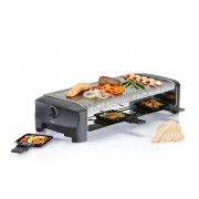 Raclette gril Princess 16 2830 8 Stone Grill Party, 42 cm x 21 cm