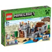LEGO Minecraft: The Desert Outpost (21121)