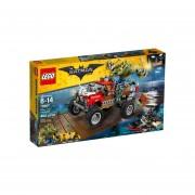 REPTIL TODOTERRENO DE KILLER CROC LEGO 70907