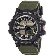 G-Shock Analog-Digital Black Dial Mens Watch - GG-1000-1A3DR