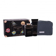 Bvlgari Man In Black confezione regalo eau de parfum 100 ml + balsamo dopobarba 100 ml + trousse uomo