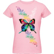 Tricou Butterfly Design