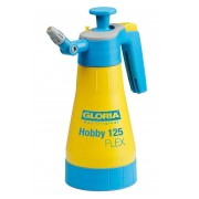 Pulverizator Gloria Hobby 125Â Flex Capacitate umplere 1.25 litri Presiune de 3 bar Galben