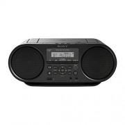 Sony ZS-RS60BT.CED CD/USB Bluetooth Radiorekorder, schwarz