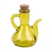 Aceitera con tapón de corcho Oro líquido | Aceiteras y vinagreras