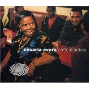 Video Delta Evora,Cesaria - Cafe Atlantico - CD