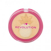 Makeup Revolution London I Heart Revolution Fruity Highlighter хайлайтър 9,15 гр за жени Pineapple
