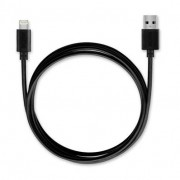ACME Cable USB 2.0 vers Lightning male/ male 1m Noir charge et transfert