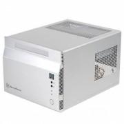 Carcasa Silverstone Compact Computer Cube SST-SG06S USB3 Sugo Mini-ITX, 300W silver