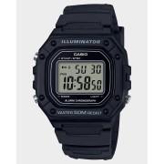 Casio W218H-1A Watch Black