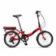 Bicicleta Pegas Camping Dinamic 7S Rosu