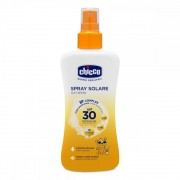 Spray Chicco protectie solara dermopediatrica, SPF 30+, 150ml