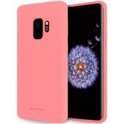 Mercury Pouzdro / kryt pro Samsung Galaxy S9 - Mercury, Soft Feeling Pink