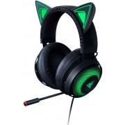 Casti Gaming Razer Kraken 2019 Kitty Edition, multiplatforma (Negru/Verde)