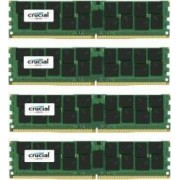 Kit Memorie Server Crucial ECC LRDIMM 4x32GB DDR4 2400MHz CL17 Dual Rank x4 Quad Channel