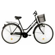Bicicleta oras Venture 2818 negru L 28 inch